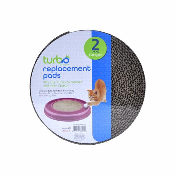 parrot foraging replacement pad x2